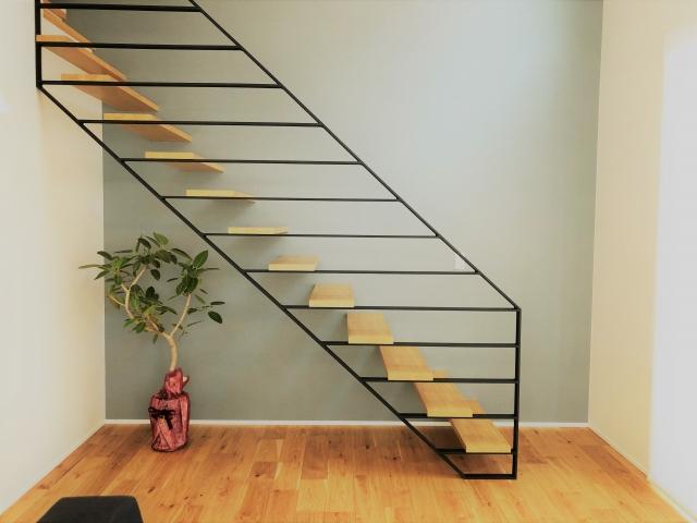 スケルトン 階段