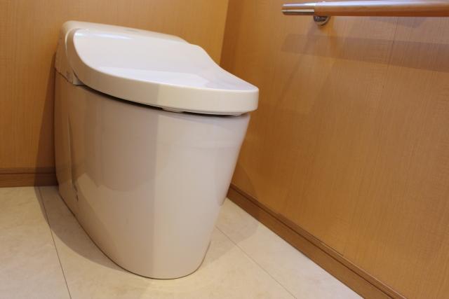 タンクレストイレ メリット