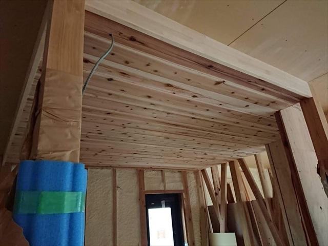 キッチン 下げ天井