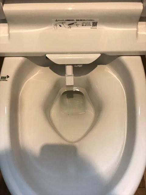 リクシル トイレ ノズル洗浄