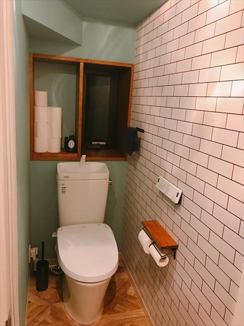 リクシル トイレ パッソ