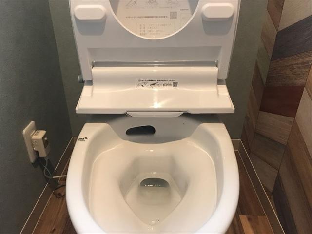 リクシル トイレ リフトアップ