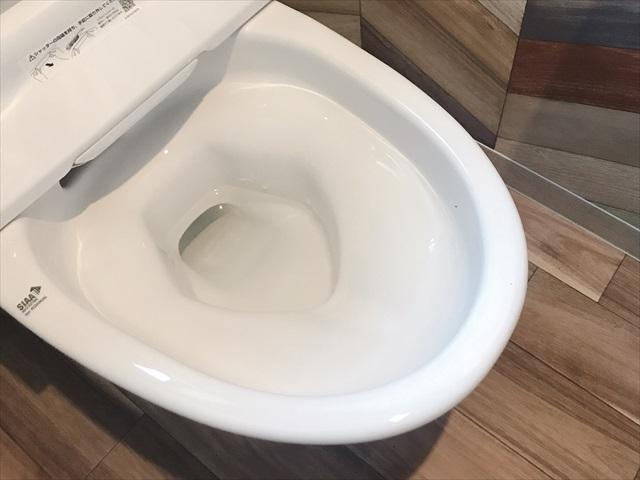 フチなし トイレ デメリット
