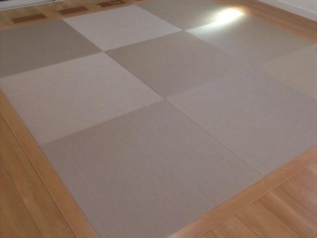 琉球畳 色 組み合わせ