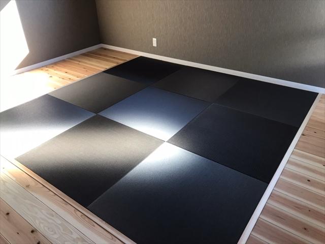 琉球畳 い草 和紙