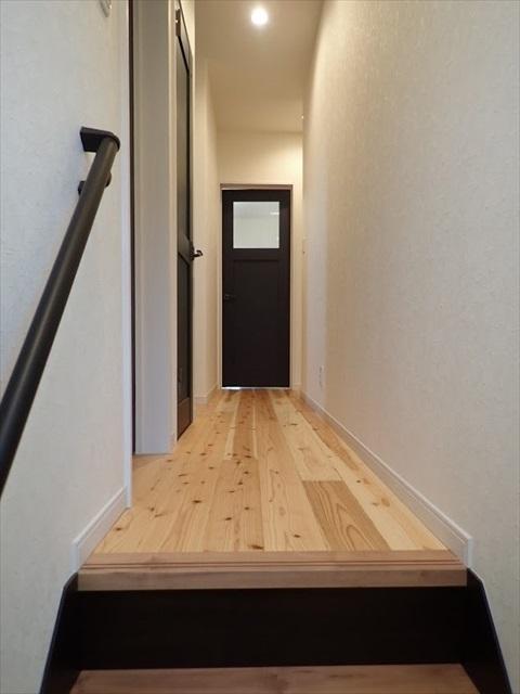 床 色分け 1階 2階