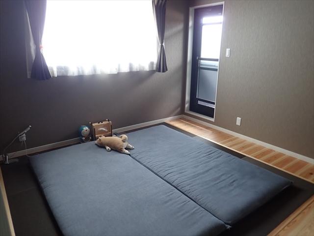 畳 寝室 メリット