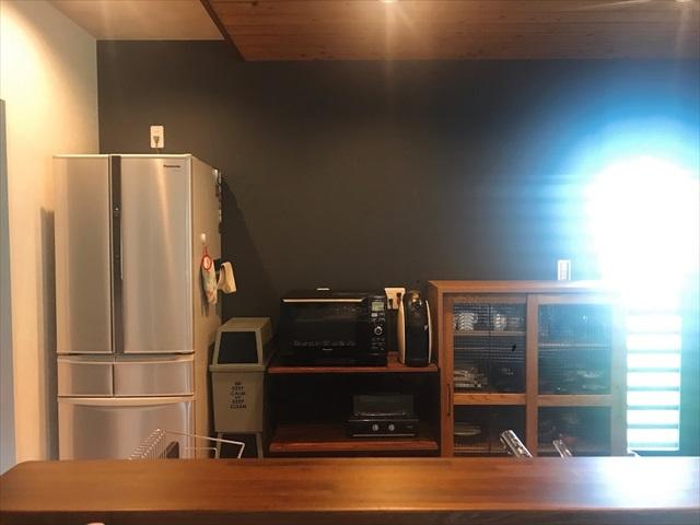 キッチン ゴミ箱 置き場