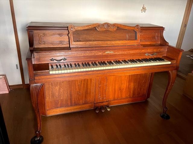 ピアノ 運送 クレーン 料金