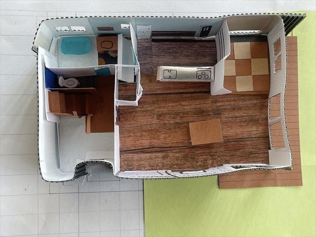 家 模型 作り方