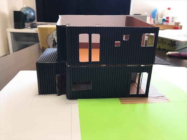 家 間取り 模型