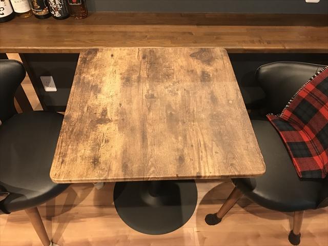ダイニングテーブル 70cm 高さ
