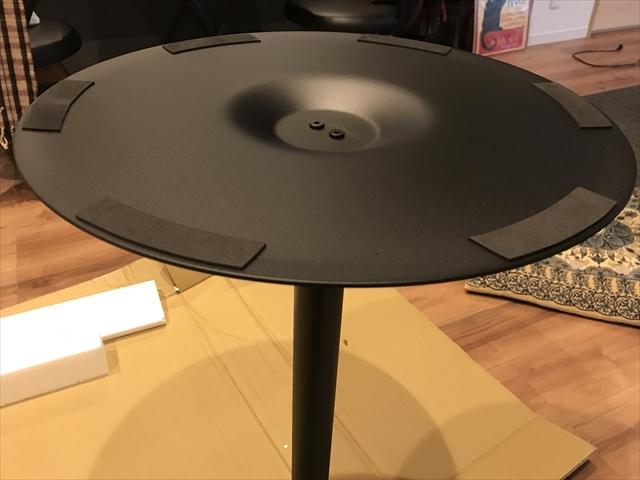 カフェテーブル アイアン 脚